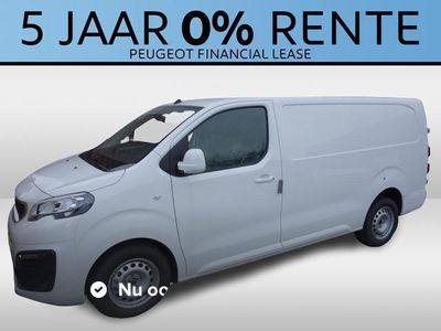 tweedehands Peugeot Expert 2.0 BlueHDI 120 Long Premium NAV l AIRCO l DAB VOO