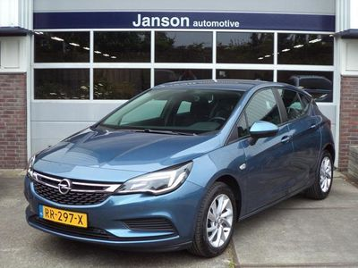 tweedehands Opel Astra 1.0 Online Edition 2018,1e Eig., Full map Navigati