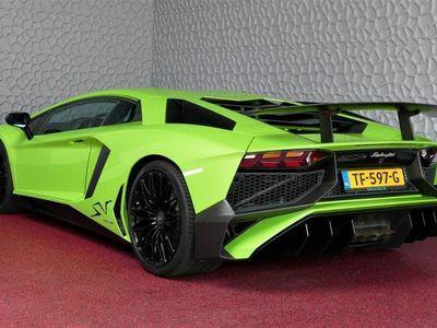 tweedehands Lamborghini Aventador 6.5 V12 LP750-4 Superveloce SV Verde Ithaca