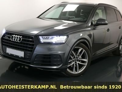 tweedehands Audi Q7 50 TDI quattro 286 PK S-Line 21 Inch Panoramadak