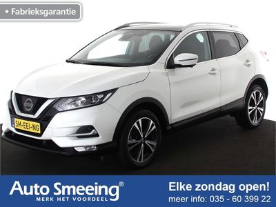 tweedehands Nissan Qashqai 1.2 N-Connecta | Navigatie | Panoramadak | 360Camera | Zondag Open!