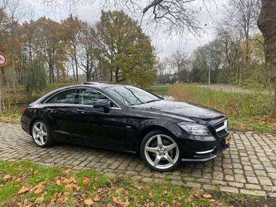 tweedehands Mercedes CLS350 350 CDI AMG Pakket Standkachel Dealer Onderhouden