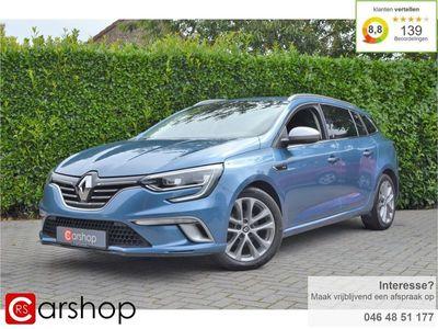 tweedehands Renault Mégane GT Line Estate 1.2 TCe   NIeuwstaat   Airco   Half