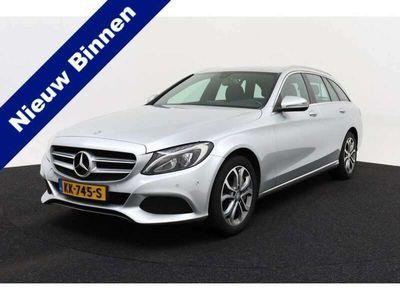 tweedehands Mercedes C350 Estate e Lease Edition Navi,16Inch,Cruise,Clima Bj