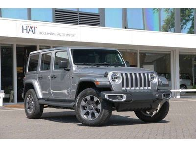 tweedehands Jeep Wrangler Unlimited JL 3.6 Sahara 4x4