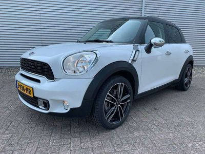tweedehands Mini Cooper S Countryman Chili Automaat Airco PDC Cruise