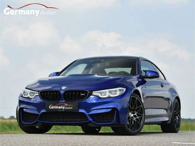 tweedehands BMW M4 4-serie Coupe 450pk DCT Competition HUD H&K Carbon