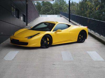 tweedehands Ferrari 458 Italia ~ Munsterhuis Sportscars~