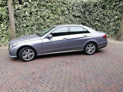 tweedehands Mercedes E350 350 BT. Pres. Avant.