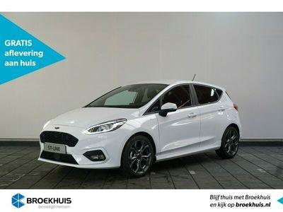 tweedehands Ford Fiesta 1.0 95 pk ST-Line   Keyless   Winter Pakket   Sensoren Voor + Achter   Navigatie   DAB  