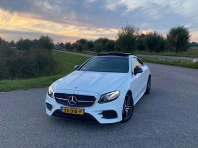 tweedehands Mercedes E200 AMG Coupe
