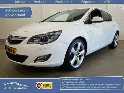 tweedehands Opel Astra 1.6i 16v 5-drs Sport Xenon Clima/LMV/Navi