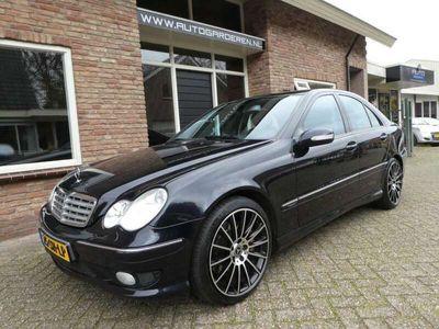 tweedehands Mercedes C320 CDI Avantgarde AMG Styling / Leder