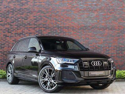 tweedehands Audi Q7 50TDI Quattro S line Edition *7-persoons*3x S-Line