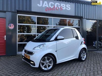 tweedehands Smart ForTwo Electric Drive cabrio btw auto