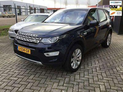 tweedehands Land Rover Discovery Sport 2.0 TD4 HSE Luxury