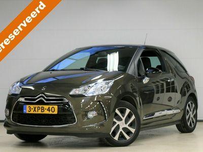 tweedehands Citroën DS3 1.2 ETG So Chic AUTOMAAT NIEUW BINNEN