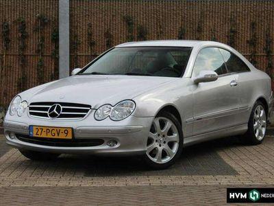tweedehands Mercedes CLK320 Elegance  Leer PDC Nav 