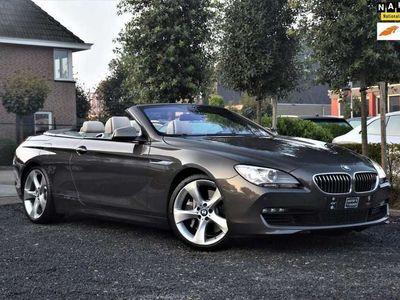tweedehands BMW 650 Cabriolet 650i High Executive 408 PK HUD Night-Vision