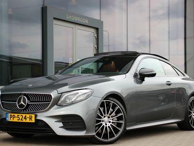 tweedehands Mercedes 400 E-Klasse Coupé4MATIC Premium Plus | AMG | Vol Opties!