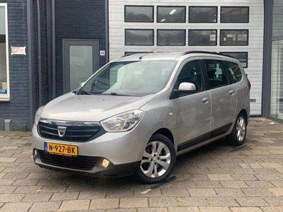 tweedehands Dacia Lodgy 1.2 TCe Lauréate 5P | Airco | Cruise | Navi | PDC