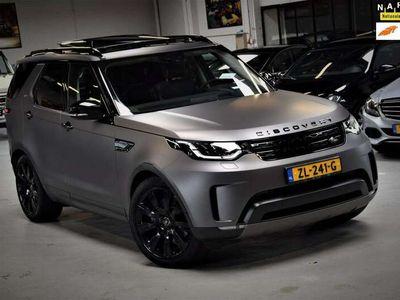 tweedehands Land Rover Discovery 2.0 Td4 *HSE Luxury* 7pers|Navi|Leder|Panoramadak|