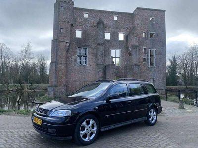 tweedehands Opel Astra Wagon 1.6-16V Sport Ed.II AIRCO!!!!