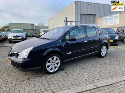tweedehands Renault Vel Satis 2.0 16V Initiale, NAP, Leder, Navi, Bomvol