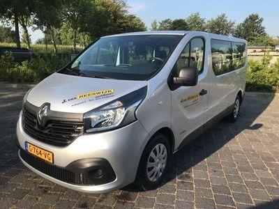 tweedehands Renault Trafic Passenger 1.6 dCi Grand Expression AIRCO / AUDIO /NAVIGATIE / CV OP AFSTAND INCL BPM SHOWROOM ALLEEN OPEN OP AFSPRAAK OF BEZICHTIGING OP THUIS LOCATIE MOGELIJK!!!