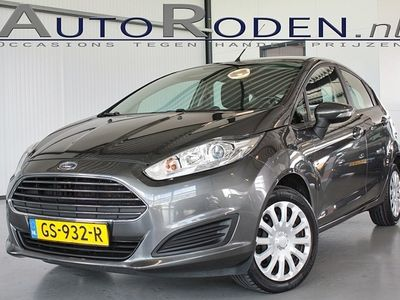 tweedehands Ford Fiesta 1.0 Style 5drs Navi/AirCo/Cruise/Bleutooth