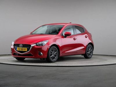 tweedehands Mazda 2 1.5 Skyactiv-G Sport Selected, Navigatie 2018