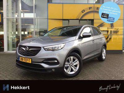 tweedehands Opel Grandland X 1.2 Turbo 130pk S&S Online Edition