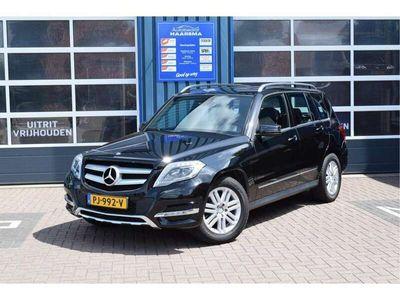 tweedehands Mercedes GLK220 CDI PRESTIGE AUTOMAAT