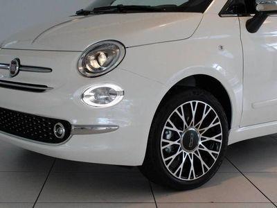 tweedehands Fiat 500C 500Star Cabrio Hybride 1.0 70pk Navi parkeersensoen