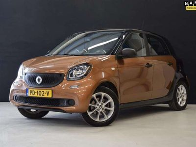 tweedehands Smart ForFour 1.0 Passion Automaat [CLIMATE CONTROL, CRUISE CONT