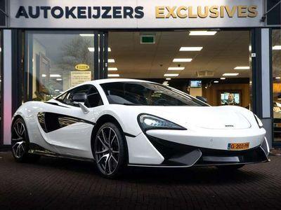 tweedehands McLaren 570S Noselift Carbon 20'' Camera Cruise Benzine Automaat