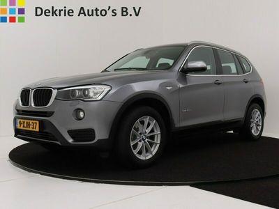 tweedehands BMW X3 sDrive20i Executive AUT8 / GROOT NAVI / CAMERA / C