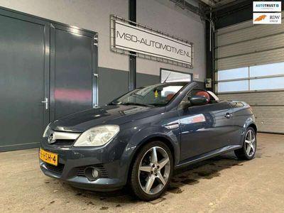 tweedehands Opel Tigra TwinTop 1.4-16V Temptation Leer Stoelverwarming Na