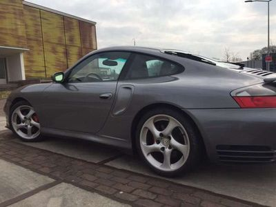 tweedehands Porsche 996 3.6 Coupé Turbo