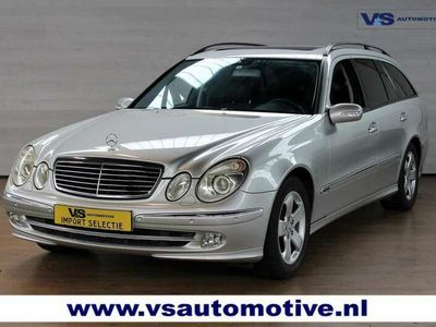 tweedehands Mercedes E320 Combi Avantgarde - €12350,- Excl BTW - Youngtimer