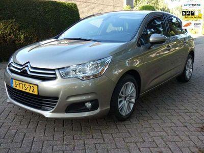 tweedehands Citroën C4 1.2 PureTech Exclusive navigatie 6 mnd garantie