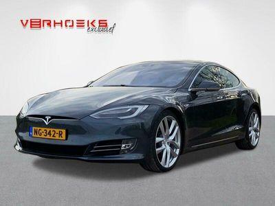 tweedehands Tesla Model S 90D Facelift (54750,- incl. btw) 4% bijtelling