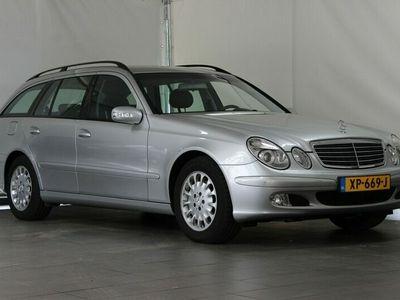 tweedehands Mercedes E320 E-KLASSE Combi 3.24MATIC AUT Classic Youngtimer / BTW auto