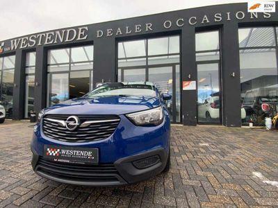 tweedehands Opel Crossland X 1.2 EDITION STOELVERWARMING CRUISE PHONE-CONNECT S