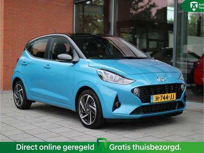 tweedehands Hyundai i10 1.0 Premium / TWO-TONE / NAVI / CRUISE / NIEUW MOD