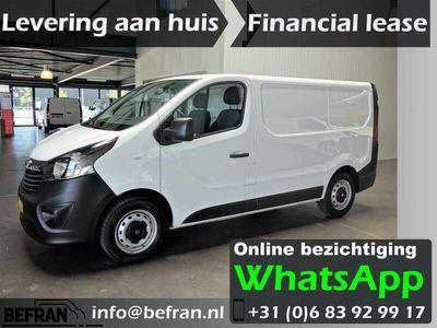 tweedehands Opel Vivaro 1.6 CDTI Airco 3 zitpl.