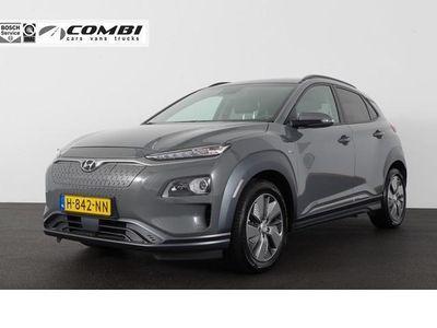 tweedehands Hyundai Kona EV Fashion 64 kWh | 204pk > 4% bijtelling tot 07-2024 | cruise control adaptief. lane assist.