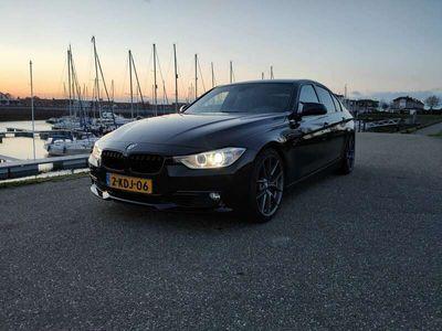 tweedehands BMW 335 orgNL, 2e eig, NAP,Έlectric trekhaak,eibach verlaagd