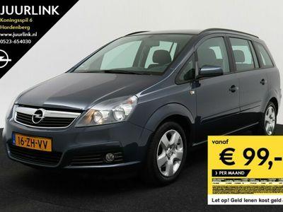 tweedehands Opel Zafira 1.6 16V EURO4 Temptation