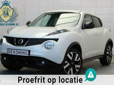 tweedehands Nissan Juke 1.6 Connect Edition Achteruit-Cam, Climate-Controle